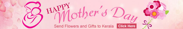 Semd Mother's Day Gifts to Kerala