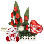 Gorgeous Heart of Love Gift Set