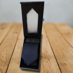 Impressive Tie and Cufflink Gift Combo