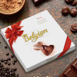 Ecstatic Belgian Chocolates with an Exotic Feel