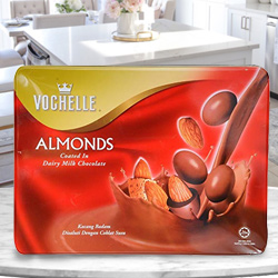 Amazing Vochelle Almond Chocolates
