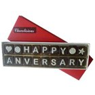 Delectable Happy Anniversary Chocolates Pack
