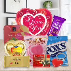 Delightful Choco Love Hamper
