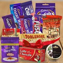 Rich Chocolates Assortment Hamper