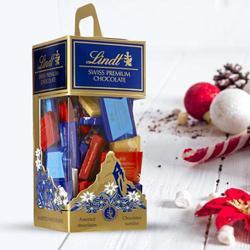 Scrumptious Lindt Swiss Premium Chocolates