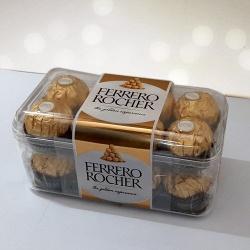 Delecious 16 pcs  Ferrero Rocher Chocolates
