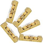 Delectable Assemblage of Ferrero Rocher Chocolates