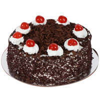 Flavoured Sensation 2.2 Lb Black Forest Cake
