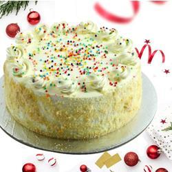 Fine Flavour 2 Kg Vanilla Cake