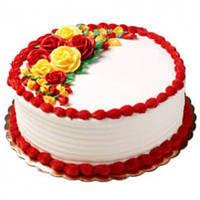 Creamy Textured Vanilla Cake
