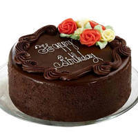 Luscious Wishes Chocolate Cake