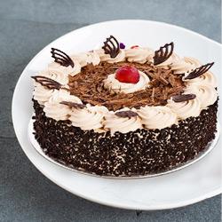 Scrumptious Black Forest Cake