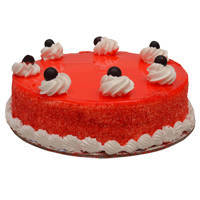 Bakery Fresh Red Velvet Cake