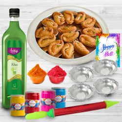 Holi Colour Bomb Gift Hamper