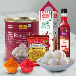 Peppery Haldirams Gift Hamper