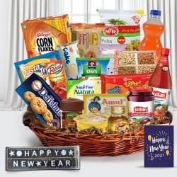 Touch of Good Taste New Year Gift Hamper