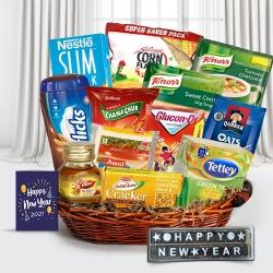 Scrumptious Gift Basket