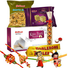 Fetching Gift Pack from Haldiram