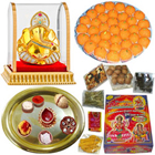 Comfy Puja Fusion Gifts Hamper