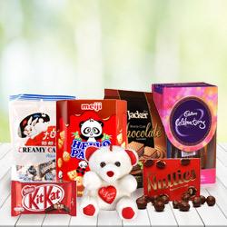 Exquisite Choco Sweet Combo
