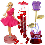 Breeze of Romance Valentine Gift Combo