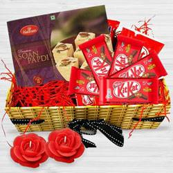 Enchanting Deepavali Basket