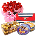 Precious Arrangement of New Year Gift Items
