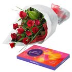 Fantastic Fantasy of Roses and Chocolates