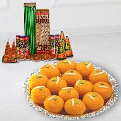Elated Brightness Diwali Duet