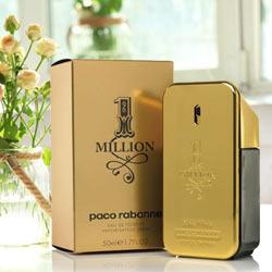 Amazing gift pack for men from Paco Rabannes 1 million 100ml EDT
