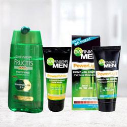 Beat the Heat with Garnier Bath Gift Hamper for Men