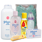 Admirable Johnson Baby Care Gift Set with Sweet Touch of Love