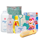 Gorgeous New Born Baby Care Gift Collection with Touch of Love