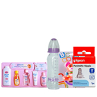 Exclusive New Born Special Baby Care Gift Set from Johnson