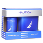 Savor Gents Nautica Blue Perfume Set