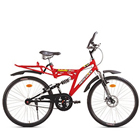 Spontaneous Hercules MTB Turbodrive Rebellio 619 Bicycle