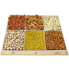 Wonder�s Temptation Dry Fruit and Toffee Assortment