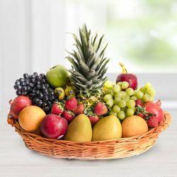 Enticing Fruits Basket