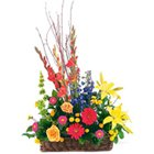 Lovely Mixed Flowers Arrangement