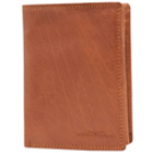 Dashing Urban Forest Gents Leather Wallet in Brown