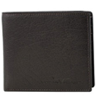 Astonishing Urban Forest Black Coloured Gents Wallet Made of Leather
