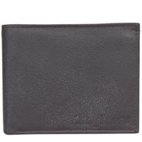 Elegant Longhorn Gents Wallet of Leather