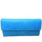 Appealing Spice Art Blue Wallet for Women