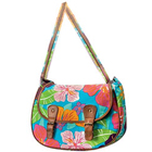 Irresistible Flower Power Messenger Bag Presented by Avon