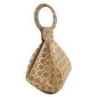 Astonishing Ladies Handbag from Murcia in Beige Colour