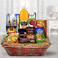 Handsome Big Impression Breakfast Gift Hamper