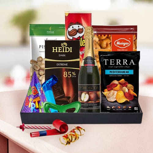 Special Gift For People This Amazing Birthday Party Gifts Tray Renders Your Loved Ones With All The Happiness They Deserve