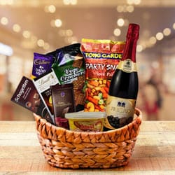 Joyous Celebration Gift Hamper of Goodies