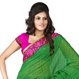 Beaming Panache Silk Saree