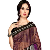 Frenzy Looking Handloom Art Silk Saree